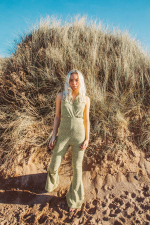 GoGo Jumpsuit - Sunshine Yellow