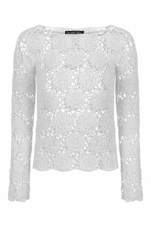 Willow Crochet Jumper - OOTO