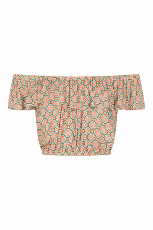 Cheap Thrills Crop Print - OOTO