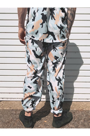 Camo Mens Trousers