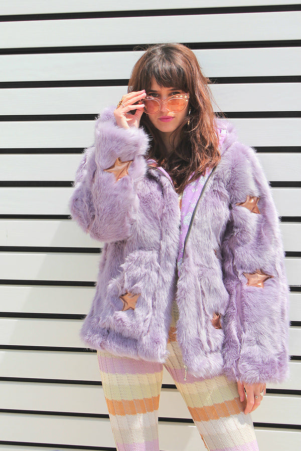 Heather Moon Coat
