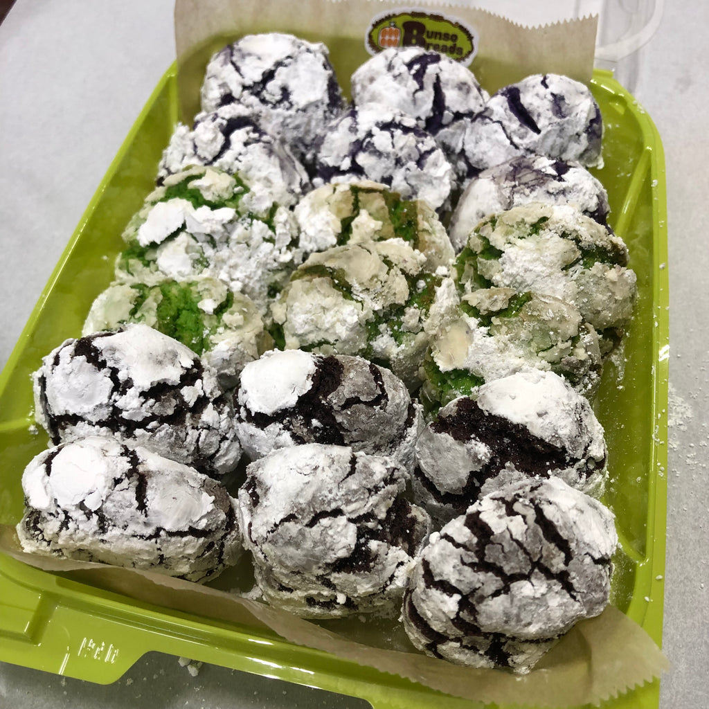 crinkles (pick-up only)  -------->>>>> order for shipping, click https://www.bunsobakery.com/