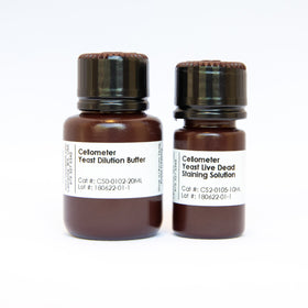 ViaStain™ Yeast Kit for Live/Dead Concentration - CSK-0102-2mL
