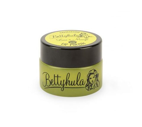 Nourishing Lip Polish, Lime & Mango - BETTY HULA