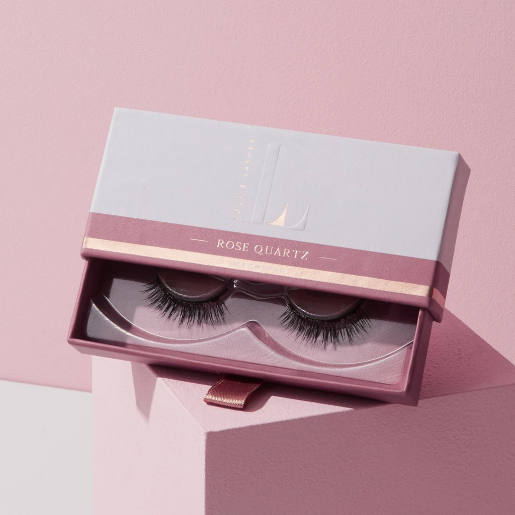 Rose Quartz Magnetic Lashes