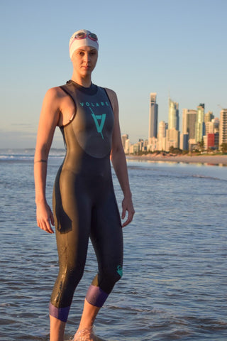 Triathlon Wetsuit Sleeveless Volare Womens
