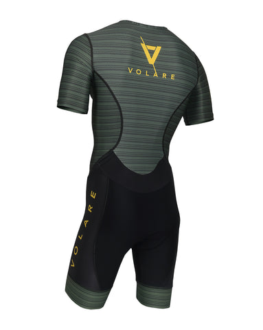 Sleeved Tri Suit