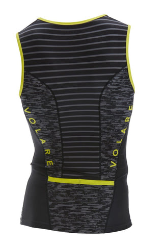 Volare Tri Top Mens Back Lifestyle