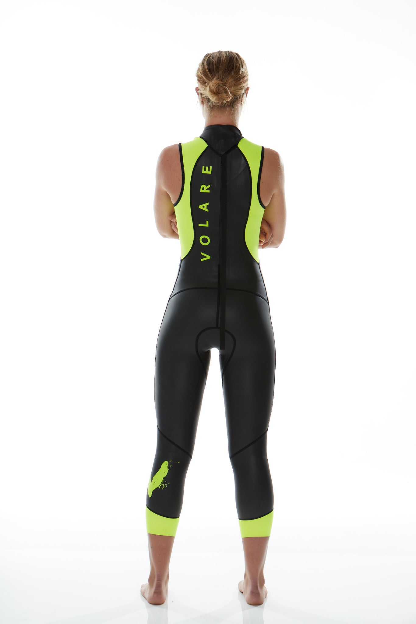OUTLET V1 Sleeveless Womens Wetsuit