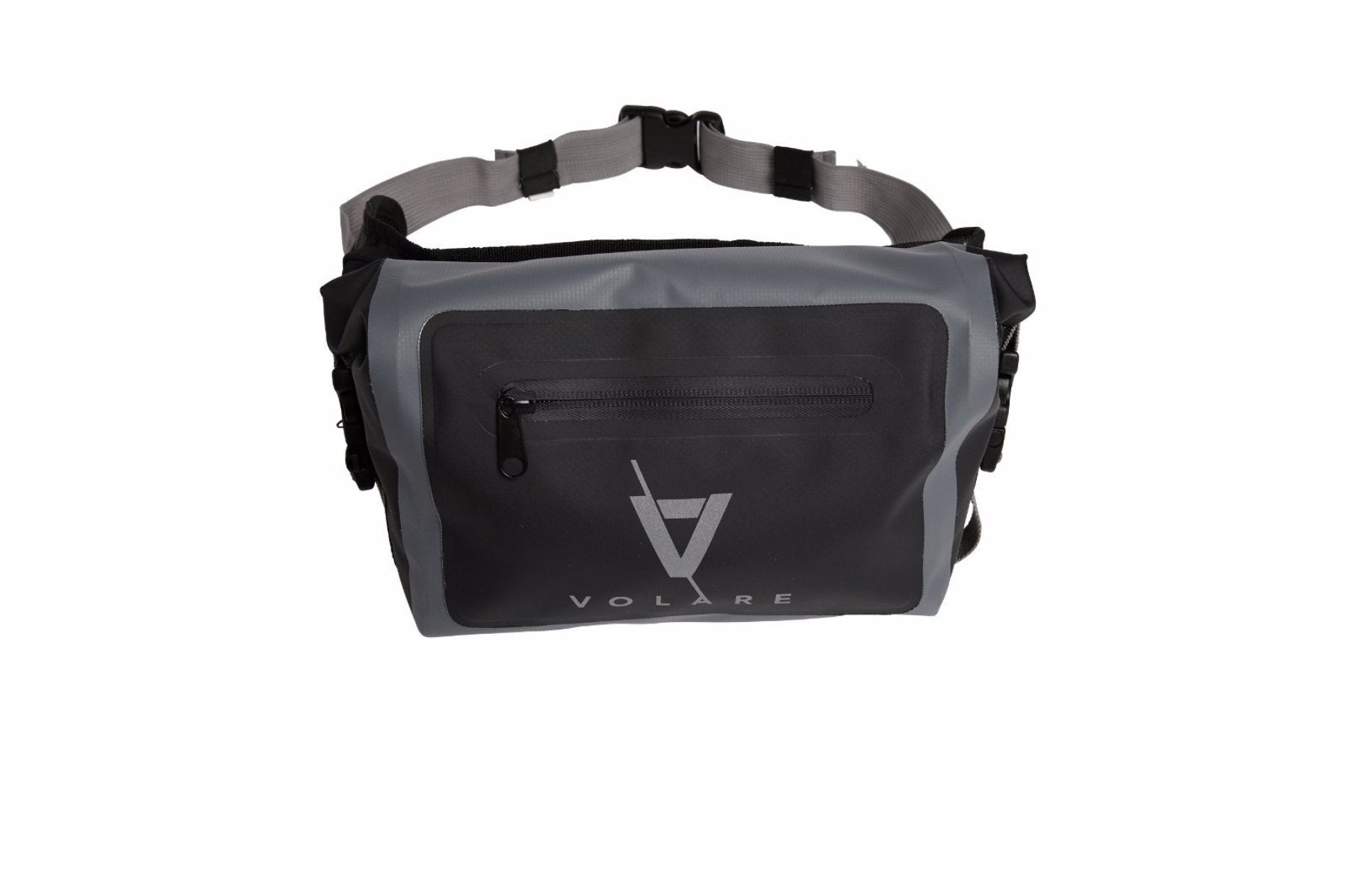 Waterproof Waist Pack - Black