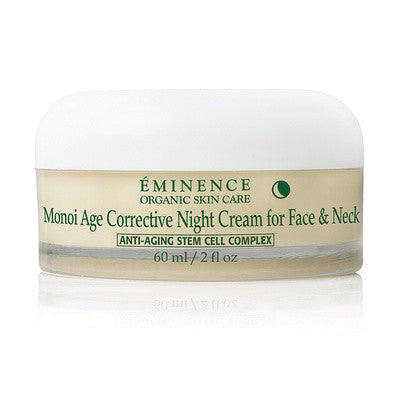 Monoi Night Cream Face & Neck