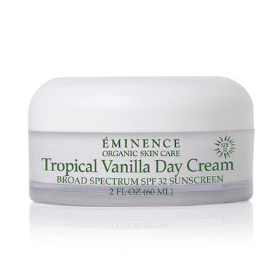 Tropical Vanilla Day Cream