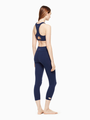Lunar Cut Out Capri