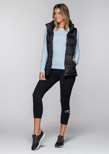 All Rounder Puffa Vest