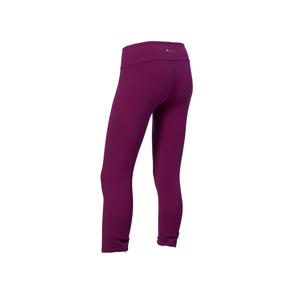 Cinched Bow Capri Legging