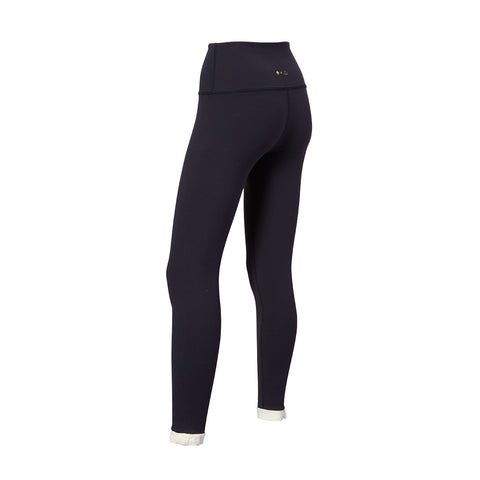 Blocked Frame Long Legging