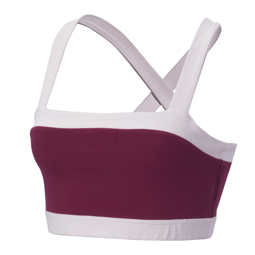 Blocked Frame Bra