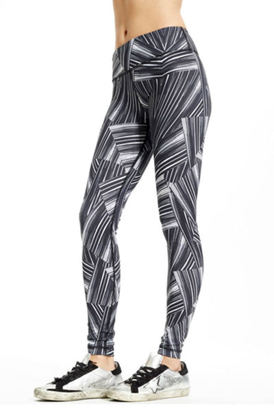 Printed Core Legging