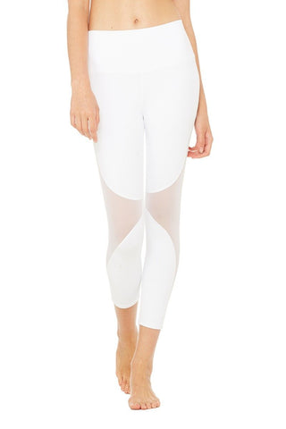 High-Waist Coast Capri