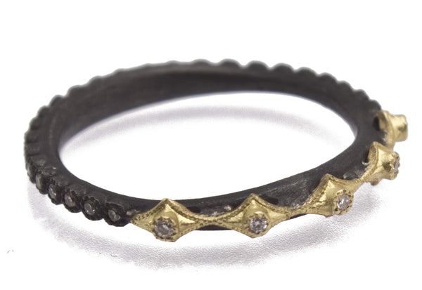 Crivelli Stack Ring