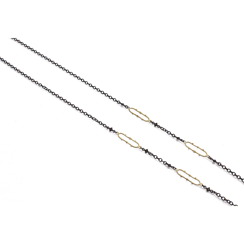 Thirty Inch Chain Necklace