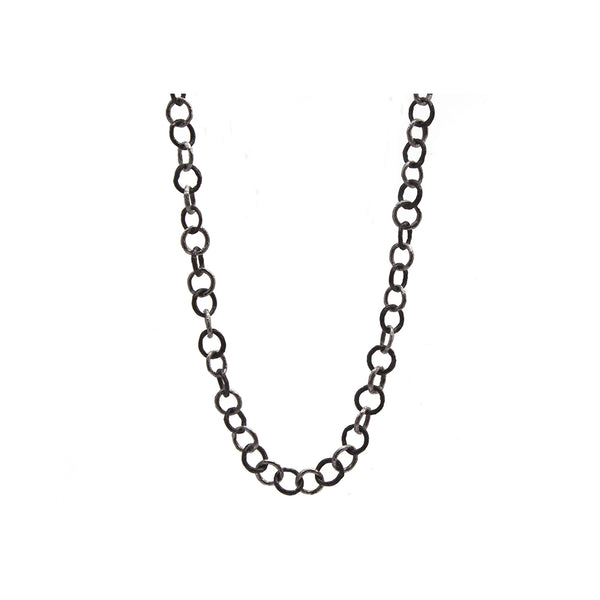 Adjustable Small Link Necklace