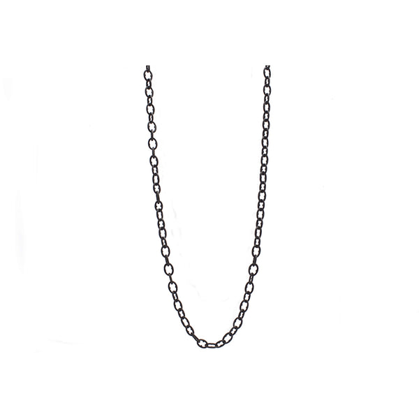 36 Inch Pointed Oval Necklace