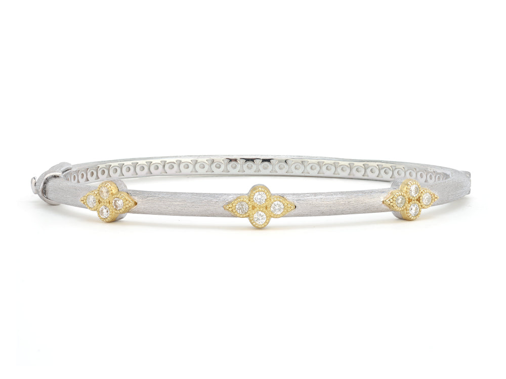 Triple Trio Bangle