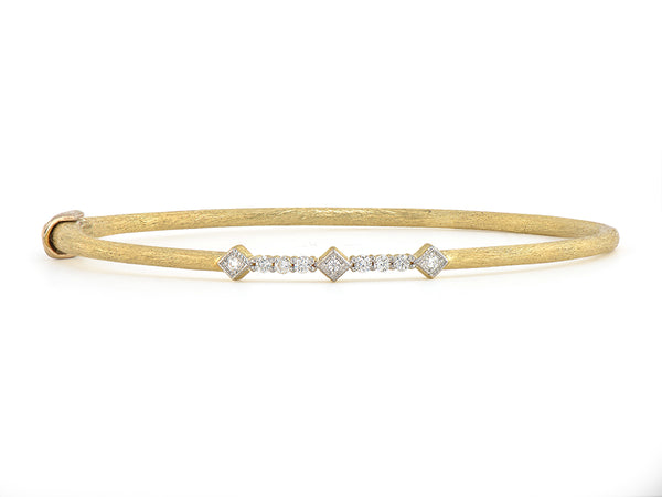 Triple Kite Lisse Bangle