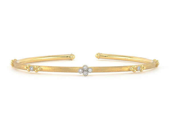 Quad and Trio Flexible Bangle