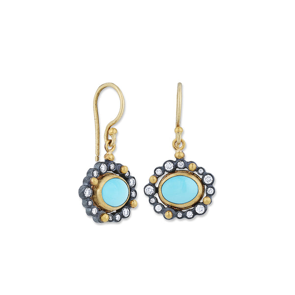 Dylan Turquoise Earrings