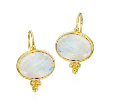 Moonstone Capri Earring