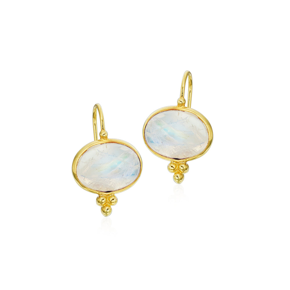 Moonstone Capri Earrings