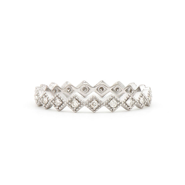 Petite Diamond Kite Band