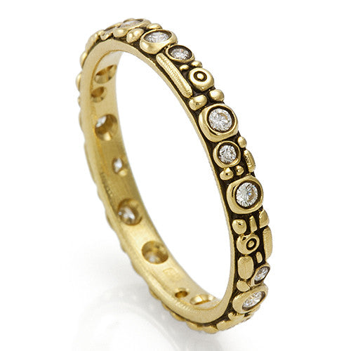 Gold & Diamond Band