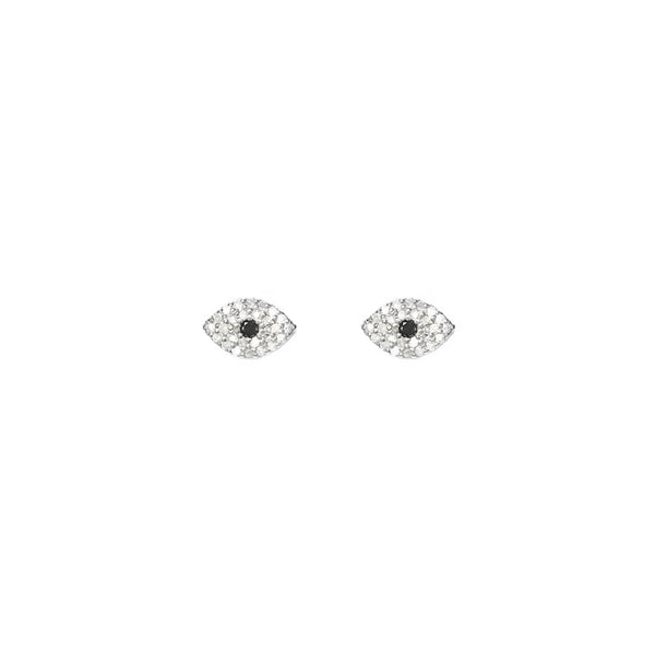 Little Evil Eye Earrings