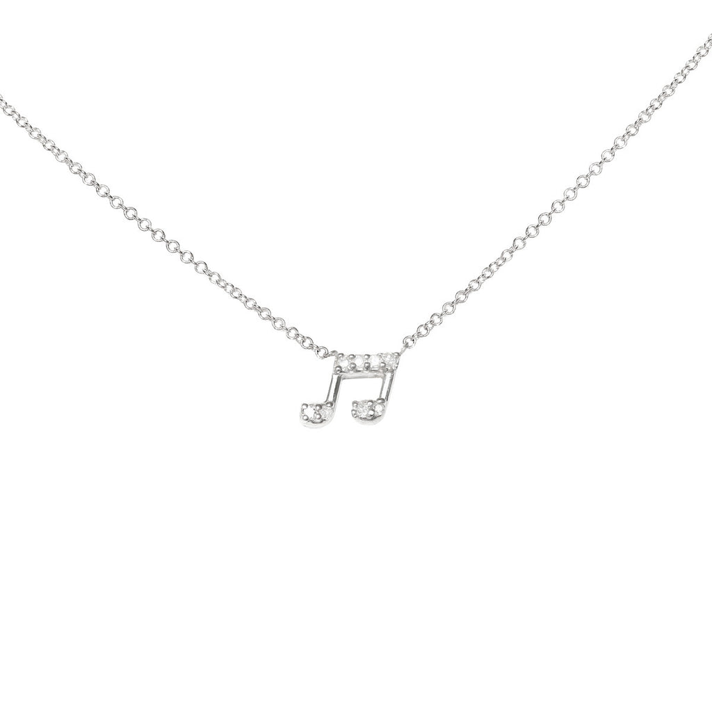 Little Musical Note Chain