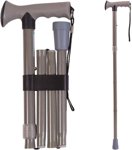 Folding Walking Canes Birds and Floral Designs
