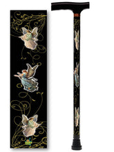 Load image into Gallery viewer, T Handle Walking Canes with Inspirational & Irish Designs