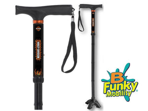 Very Cool and Fun Folding Walking Canes