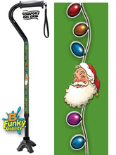 Load image into Gallery viewer, Holiday Style Walking Canes