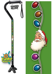 Holiday Style Walking Canes