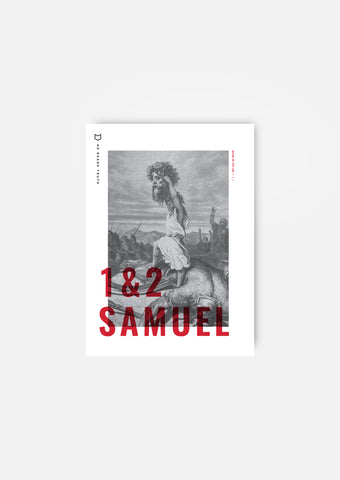 <i>1 & 2 Samuel: The Life of David</i> Legacy Book | He Reads Truth