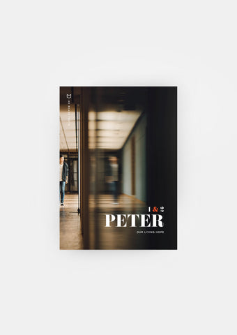 1 & 2 Peter Legacy Book | He Reads Truth