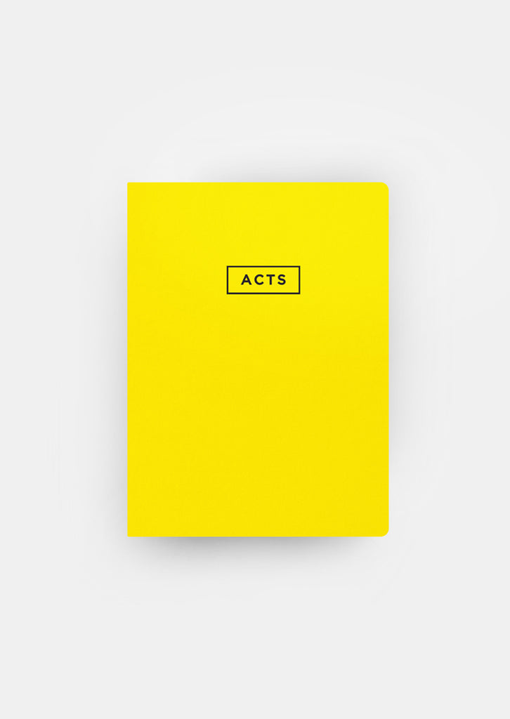 Acts Legacy Book | He Reads Truth