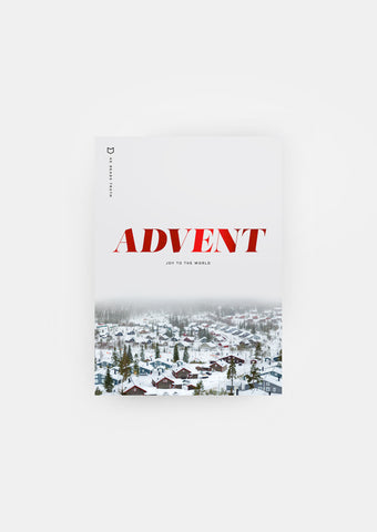 Advent 2017 Legacy Book | He Reads Truth [FINAL SALE]