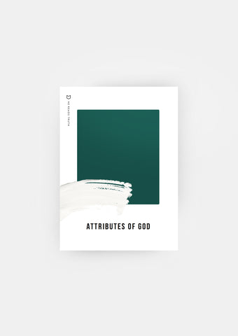 Attributes of God Legacy Book | He Reads Truth