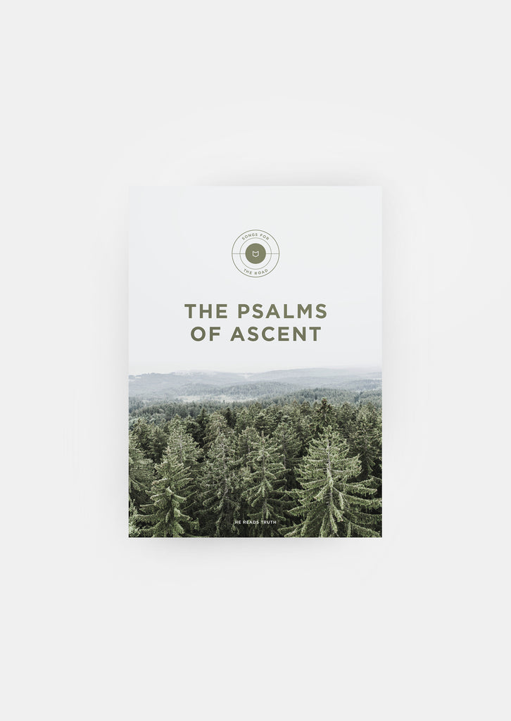 Psalms of Ascent Legacy Book | He Reads Truth