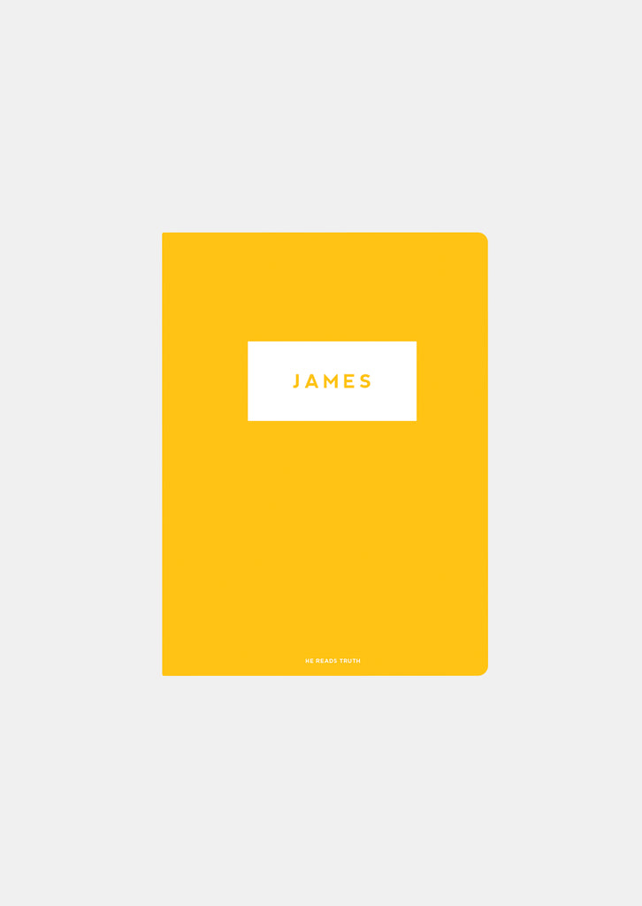 James Legacy Book | He Reads Truth