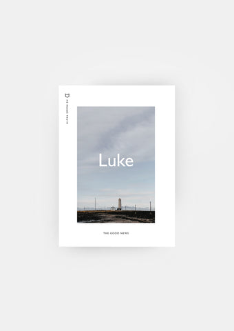 Luke Legacy Book | He Reads Truth